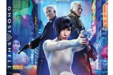 GHOST IN THE SHELL arrives on Blu-ray, 4K Ultra HD and Blu-ray 3D Combo Packs July 25th and Digital HD July 7th 23