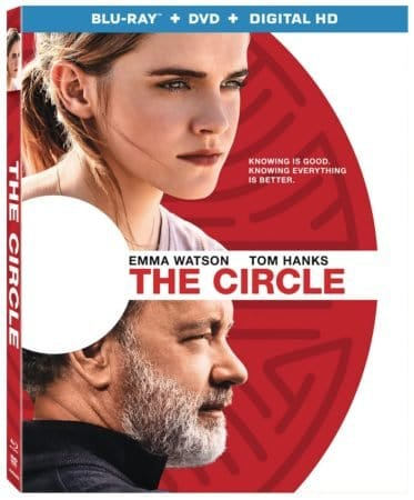 THE CIRCLE – Starring Tom Hanks and Emma Watson – Available on Digital HD July 18 and on Blu-ray August 1 3