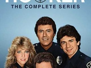 T.J. HOOKER: THE COMPLETE SERIES 8