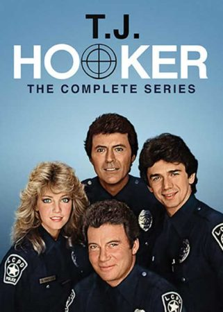 T.J. HOOKER: THE COMPLETE SERIES 3
