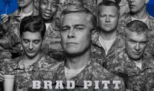 Fueling the 'Machine'... A Conversation with Brad Pitt and Jim Jefferies 9