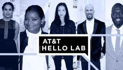 AT&T Hello Lab launches @SummerBreak and their Mentorship Program this week. 6