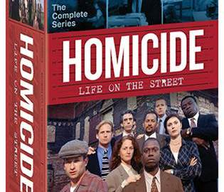 HOMICIDE: LIFE ON THE STREET - THE COMPLETE SERIES 44