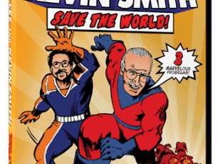 STAN LEE & KEVIN SMITH SAVE THE WORLD! 6