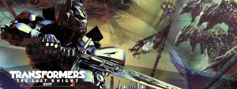 TRANSFORMERS: THE LAST KNIGHT 1