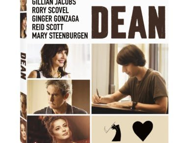 DEAN arrives on DVD, Digital HD and On Demand August 29 5