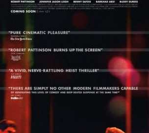 Robert Pattinson and the Safdie Brothers are having a Good Time with this new poster & trailer. 42