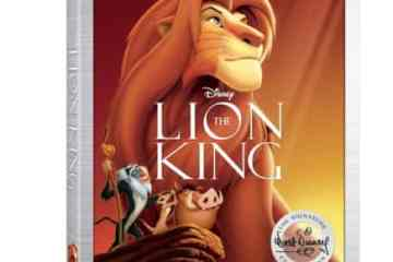 4K, BLU-RAY, DVD ROUNDUP: LION KING, INCONCEIVABLE, CARTELS, ABC TV SHOWS and more! 7