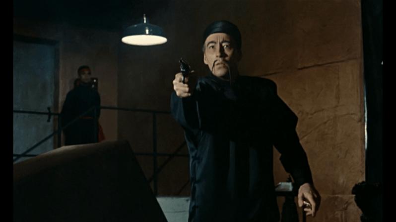BLOOD OF FU MANCHU, THE / CASTLE OF FU MANCHU, THE 7