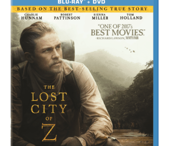 LOST CITY OF Z, THE 1