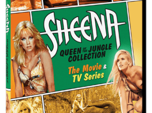 SHEENA - QUEEN OF THE JUNGLE COLLECTION: THE MOVIE & TV SERIES 5