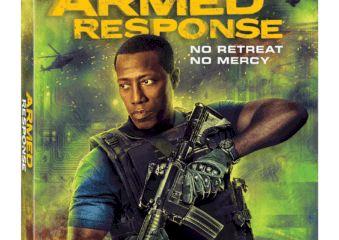 ARMED RESPONSE arrives on Blu-ray, DVD, and Digital HD October 10 20