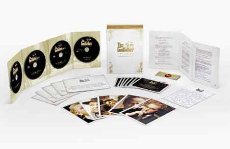 THE GODFATHER TRILOGY: OMERTÀ EDITION will be released Nov. 7th 1