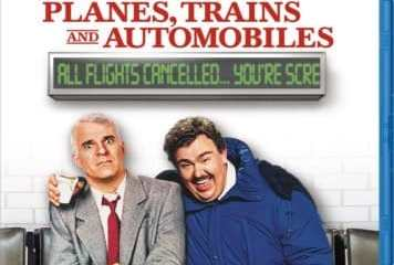 PLANES, TRAINS AND AUTOMOBILES makes an on-time arrival for its 30th anniversary on Blu-ray and DVD October 10th 15