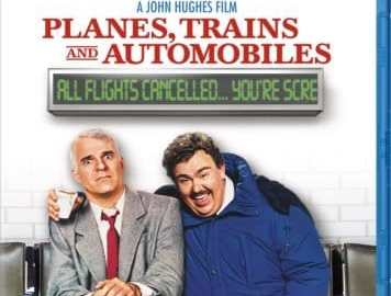 PLANES, TRAINS AND AUTOMOBILES makes an on-time arrival for its 30th anniversary on Blu-ray and DVD October 10th 37