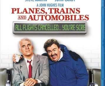 PLANES, TRAINS AND AUTOMOBILES makes an on-time arrival for its 30th anniversary on Blu-ray and DVD October 10th 18