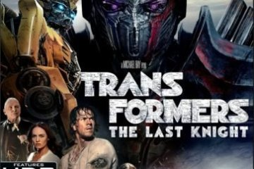 TRANSFORMERS: THE LAST KNIGHT lands on 4K Ultra HD, Blu-ray 3D and Blu-ray Combo Packs 9/26 and on Digital HD 9/12 24