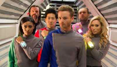 MYSTIC COSMIC PATROL Starring Chris Masterson Series Premiere on August 24 - CHECK OUT THE TRAILER 3