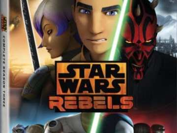 STAR WARS REBELS: THE COMPLETE SEASON THREE 38