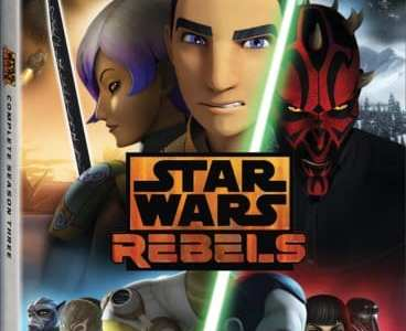 STAR WARS REBELS: THE COMPLETE SEASON THREE 11