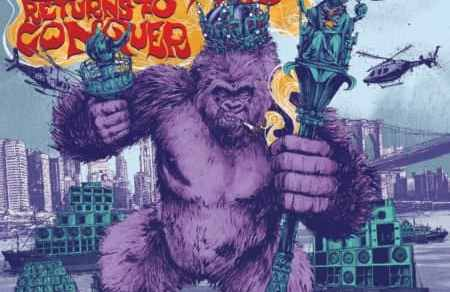 SUPER APE RETURNS TO CONQUER (LEE SCRATCH PERRY & SUBATOMIC SOUND SYSTEM) 5