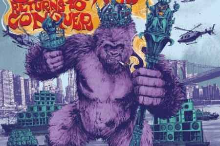 SUPER APE RETURNS TO CONQUER (LEE SCRATCH PERRY & SUBATOMIC SOUND SYSTEM) 3
