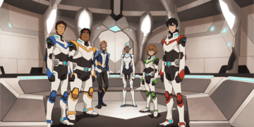WEEKEND ROUNDUP: VOLTRON LEGENDARY DEFENDER, BRAD PAISLEY'S COMEDY RODEO, INGRID GOES WEST, NAKED, STEPHEN KING 42