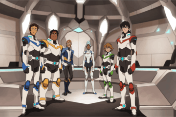 WEEKEND ROUNDUP: VOLTRON LEGENDARY DEFENDER, BRAD PAISLEY'S COMEDY RODEO, INGRID GOES WEST, NAKED, STEPHEN KING 19