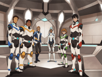 WEEKEND ROUNDUP: VOLTRON LEGENDARY DEFENDER, BRAD PAISLEY'S COMEDY RODEO, INGRID GOES WEST, NAKED, STEPHEN KING 34