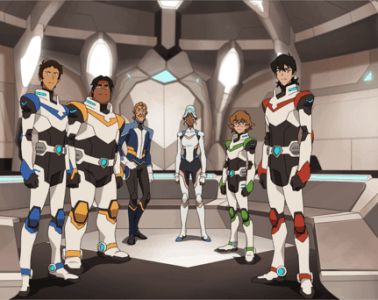 WEEKEND ROUNDUP: VOLTRON LEGENDARY DEFENDER, BRAD PAISLEY'S COMEDY RODEO, INGRID GOES WEST, NAKED, STEPHEN KING 31