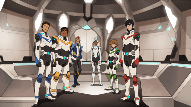WEEKEND ROUNDUP: VOLTRON LEGENDARY DEFENDER, BRAD PAISLEY'S COMEDY RODEO, INGRID GOES WEST, NAKED, STEPHEN KING 3