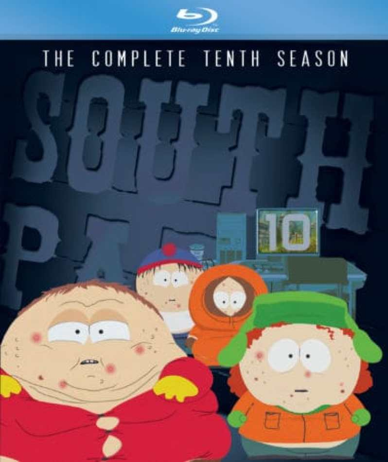 SOUTH PARK's first 11 seasons will debut on Blu-ray this fall 5