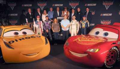 SATURDAY ROUNDUP: CARS 3, PALM SWINGS, CHRISTINA P, PATIENT SEVENTEEN, THE PATHOLOGICAL OPTIMIST, CULT EPICS, AMITYVILLE THE BEGINNING 1