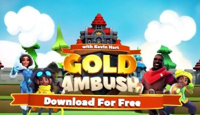 Kevin Hart Storms the Gates in New Mobile Game Gold Ambush with Kevin Hart 6