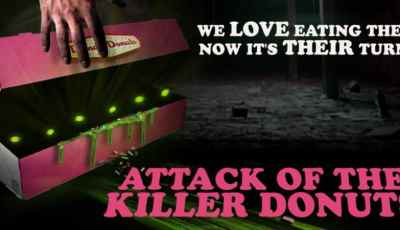 ATTACK OF THE KILLER DONUTS 3
