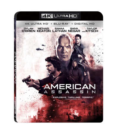 AMERICAN ASSASSIN arrives on Digital November 21 and on 4K Ultra HD, Blu-ray Combo Pack and DVD December 5 1