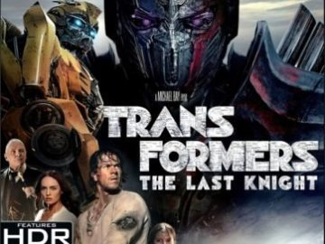 TRANSFORMERS: THE LAST KNIGHT (4K UHD) 51