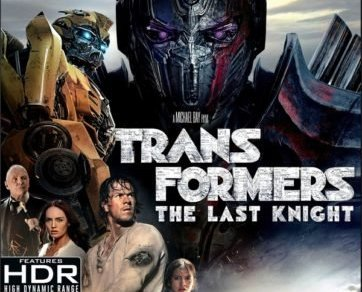 TRANSFORMERS: THE LAST KNIGHT (4K UHD) 20