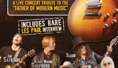 TRIBUTE TO LES PAUL, A: LIVE FROM UNIVERSAL STUDIOS HOLLYWOOD 13