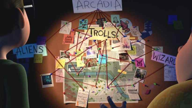 Guillermo del Toro announces Tales of Arcadia trilogy series 1
