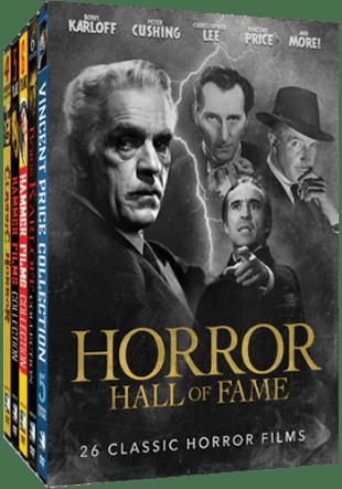 HORROR HALL OF FAME: 26 CLASSIC HORROR FILMS 3