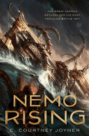 NEMO RISING IS COMING TO A BOOK SHELF OR KINDLE NEAR YOU