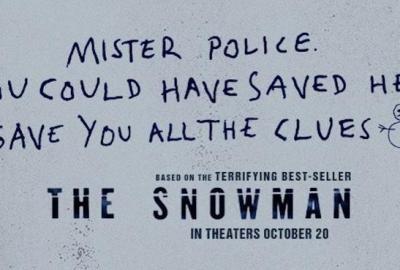 SNOWMAN, THE (2017) 17