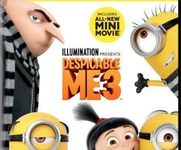 DESPICABLE ME 3 (4K ULTRA HD) 5