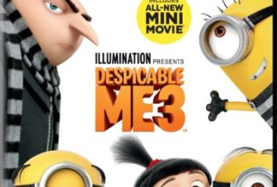 DESPICABLE ME 3 (4K ULTRA HD) 3