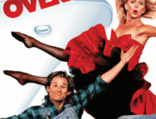 Overboard, starring Goldie Hawn and Kurt Russell, turns 30! 11