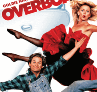 Overboard, starring Goldie Hawn and Kurt Russell, turns 30! 3