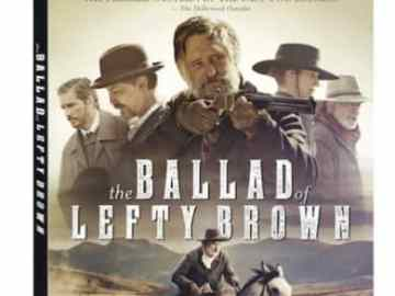 THE BALLAD OF LEFTY BROWN arrives on Blu-ray and DVD February 13 38