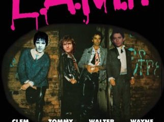 L.A.M.F. - LIVE AT THE BOWERY ELECTRIC 17