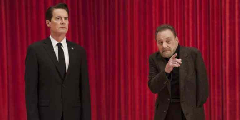 TWIN PEAKS: A LIMITED EVENT SERIES 1
